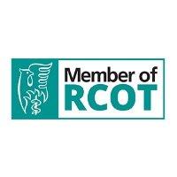 Member of RCOT logo